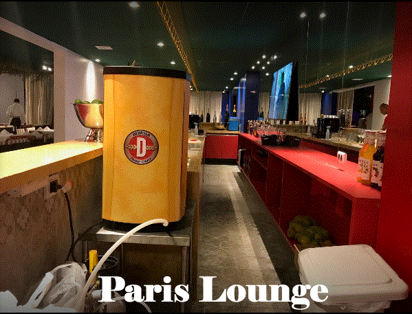 Restaurante Paris Lounge